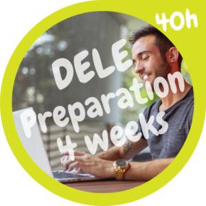 DELE preparation course 40h