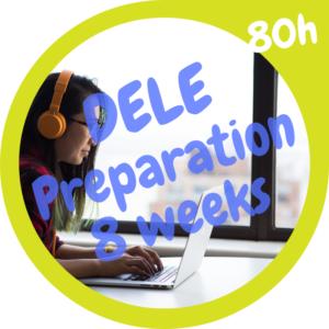 DELE preparation course 80h-long