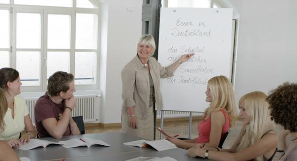 German language course online